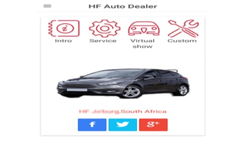 Car dealer App developers